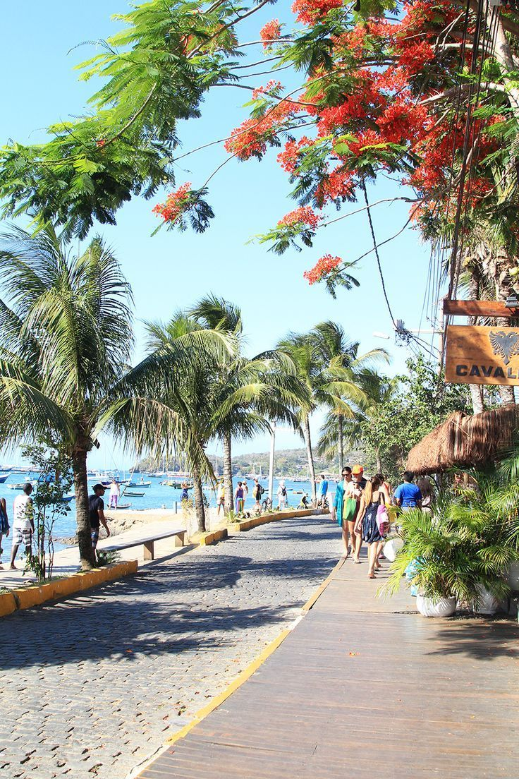 Buzios, Brazil. A perfect vacation and honeymoon destination. Enjoy the gorgeous beaches, food, snorkeling and five star hotels.