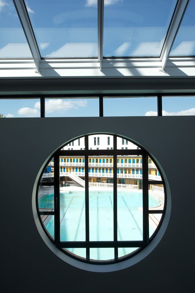 Molitor Paris - the historical swimming pool // @Accorhotels.com #MGallery #Collection
