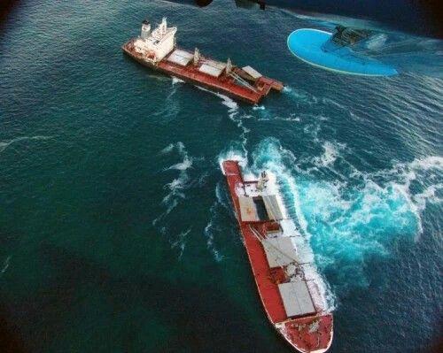 M/V Selendang Ayu Oil Spill and Sinking