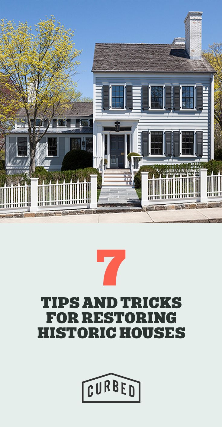 Steven Gambrel shares his secrets for restoring historic houses.