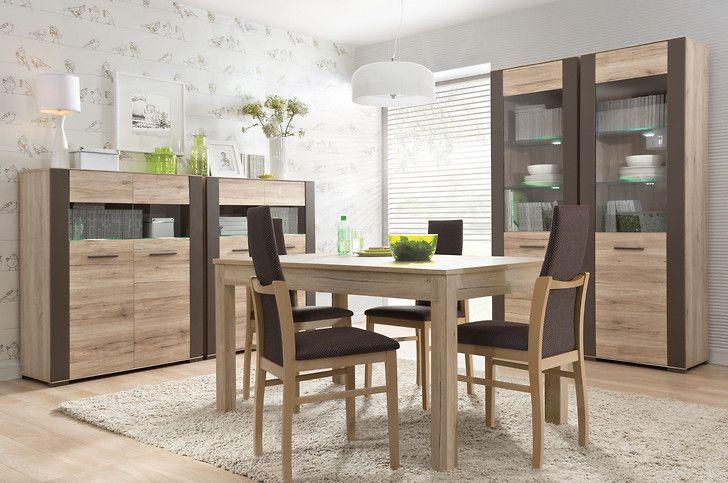 Rosti #furniture #meble #design #dom #home #inspiration #interior #livingroom #jadalnia #family #decoration #stol #table