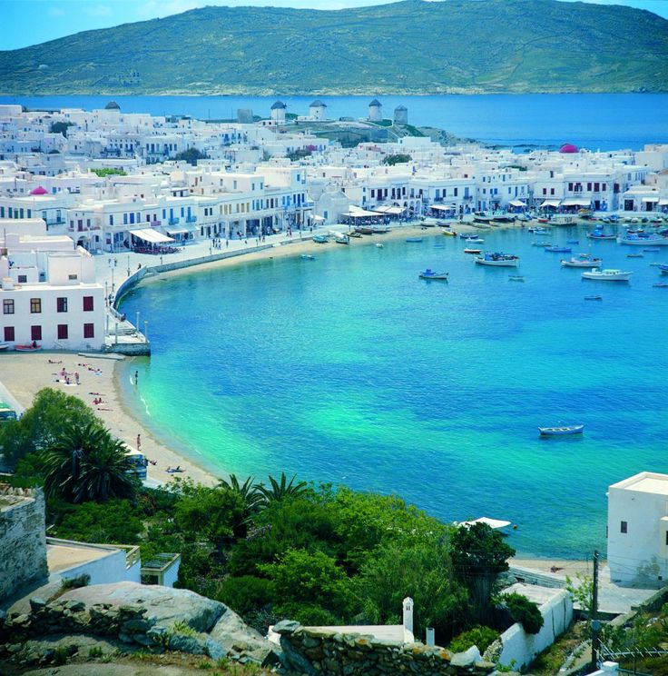 Mykonos Greece Vacation Packages