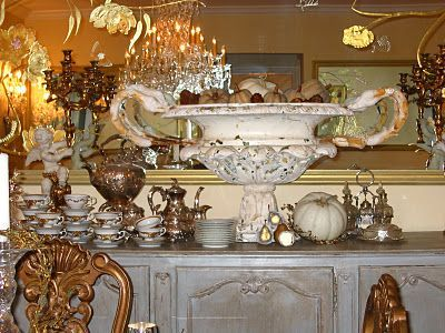 French Inspired Thanksgiving Decor J Aime All Things
