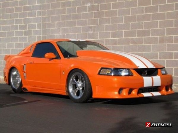 2003 FORD PRO STREET MUSTANG COBRA for: $55500 - Mount Royal - Cars