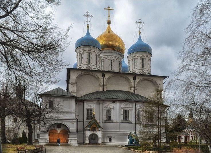 Новоспасский монастырь (Россия, Москва)