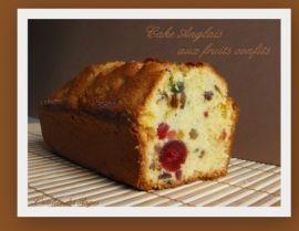 Cake anglais aux fruits confits : la recette facile