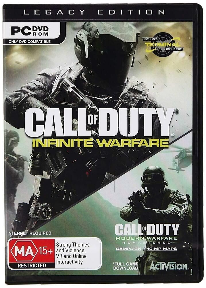 Call Of Duty Modern Warfare With Images Call Of Duty Infinite