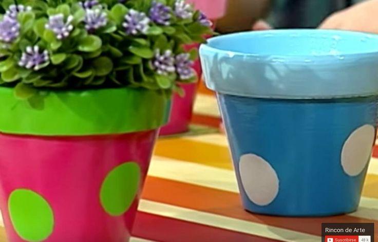 De 25 bedste id er inden for manualidades para el jardin - Manualidades de jardineria ...