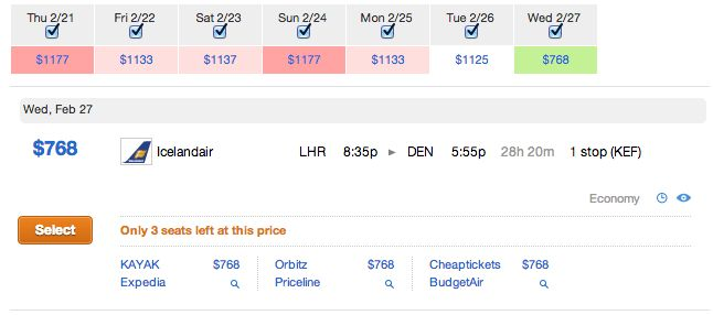 How To Get The Cheapest Airfare (Transatlantic Roundtrip for $425) A Real Example