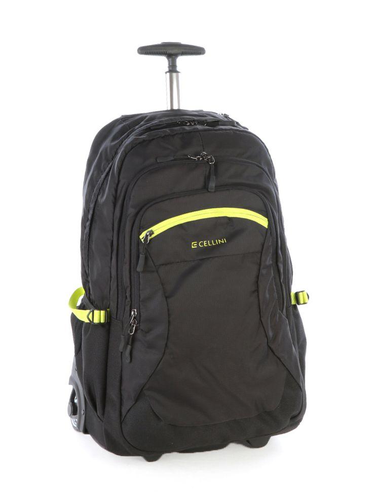 Trolley Backpack - Backpacks on Wheels - Luggage