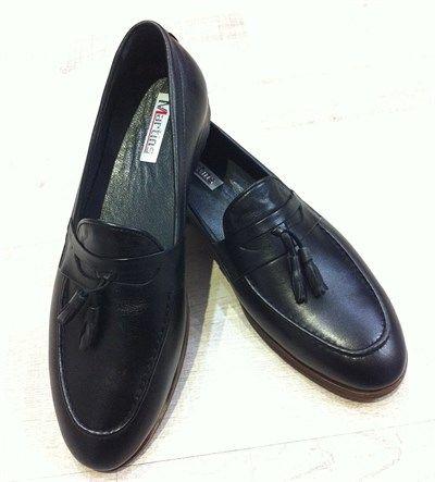 Lorenzo Martins erkek klasik fiyonklu siyah deri ayakkabı modellerini en ucuz fiyatlarıyla kapıda ödeme ve taksit ile satın al.