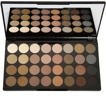 Makeup Revolution Flawless Matte paleta farduri de ochi | aoro.ro