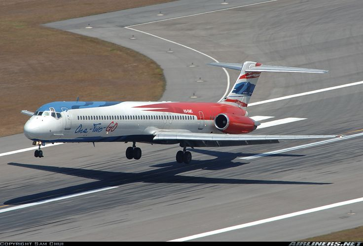 McDonnell Douglas MD-82 (DC-9-82) - One-Two-Go (Orient Thai Airlines) | Aviation Photo #1063749 | Airliners.net