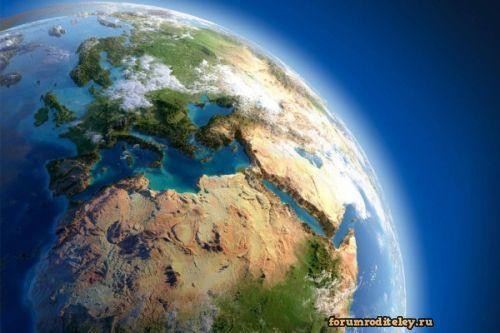 Северная Америка и Евразия отдаляются друг от друга :: forumroditeley.ru - форум родителей и о детях