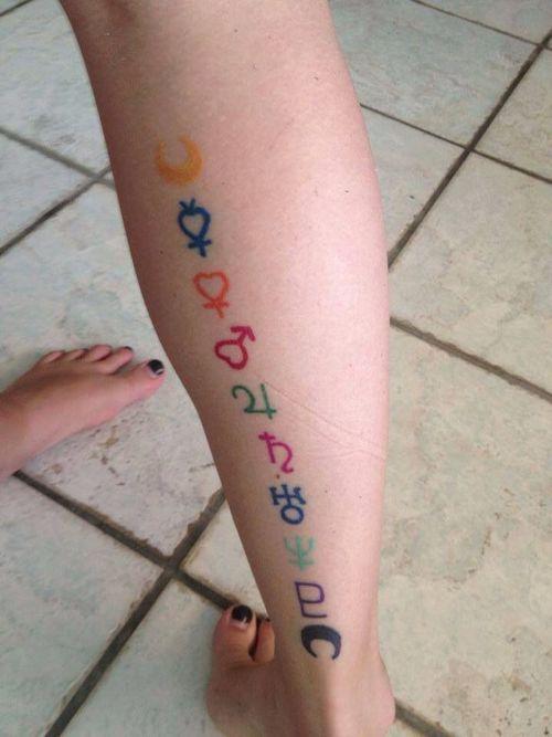 tatuajes de sailor jupiter - Buscar con Google