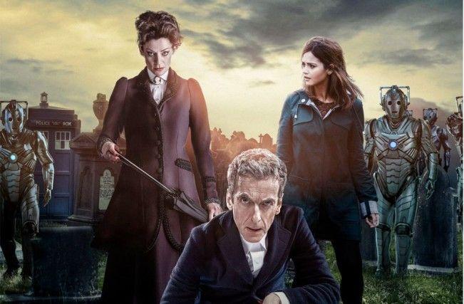 Bilan d'une saison fondamentalement différente de Doctor Who, une saison presque sans âme. Spoilers