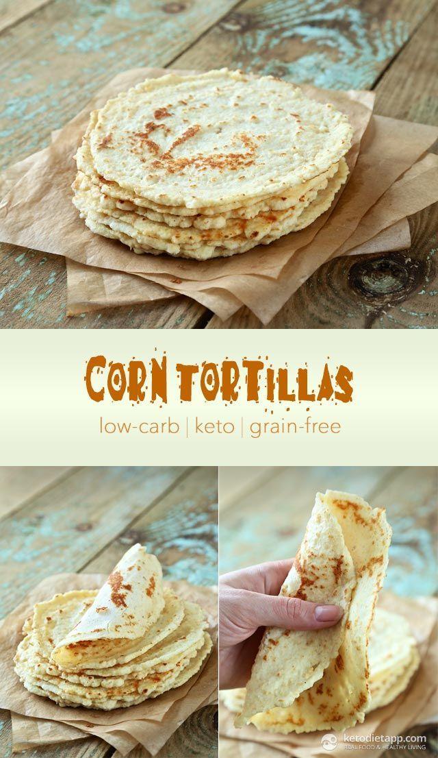 Book Review: Traditional Tex-Mex Low Carb Fiesta (Corn Tortillas)