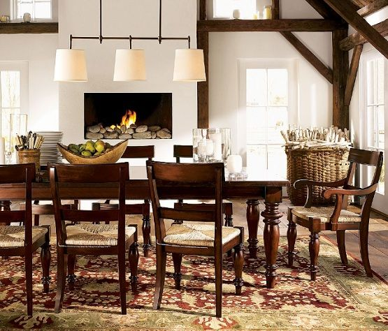 25 best ideas about Rustic dining tables on Pinterest