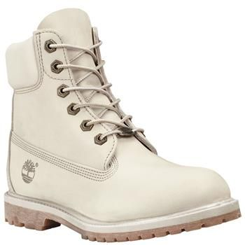 Timberland - Boots Earthkeepers 6-inch Premium Boot Femme - Blanc