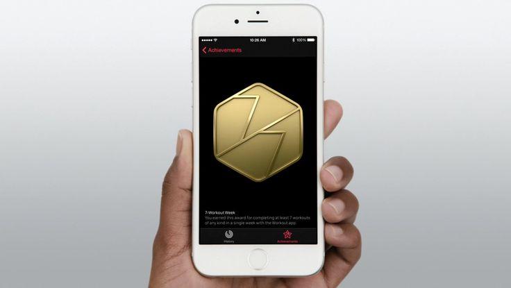 apple watch achievement badges - Поиск в Google
