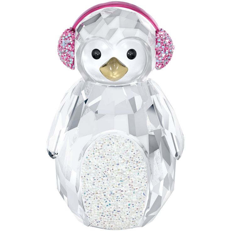@Swarovski Sparkling Gifts: Rocking Penguin #Moments2Give