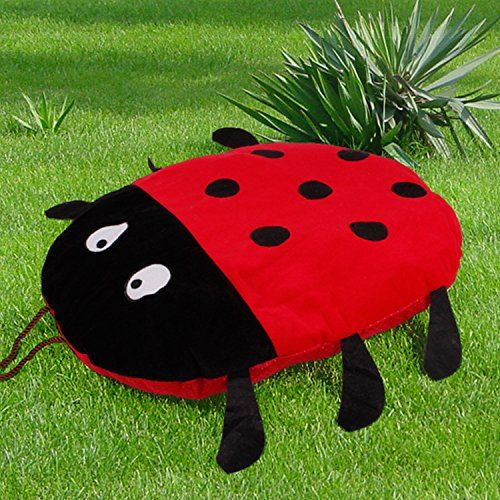 Pet Wo Pet Supplies Dog Pads Seven Star Ladybugs Deformed Wounded Autumn and Autumn Cotton Kegs 52 * 40 * 10cm -- More details can be found by clicking on the image. #CatBedsandBlankets