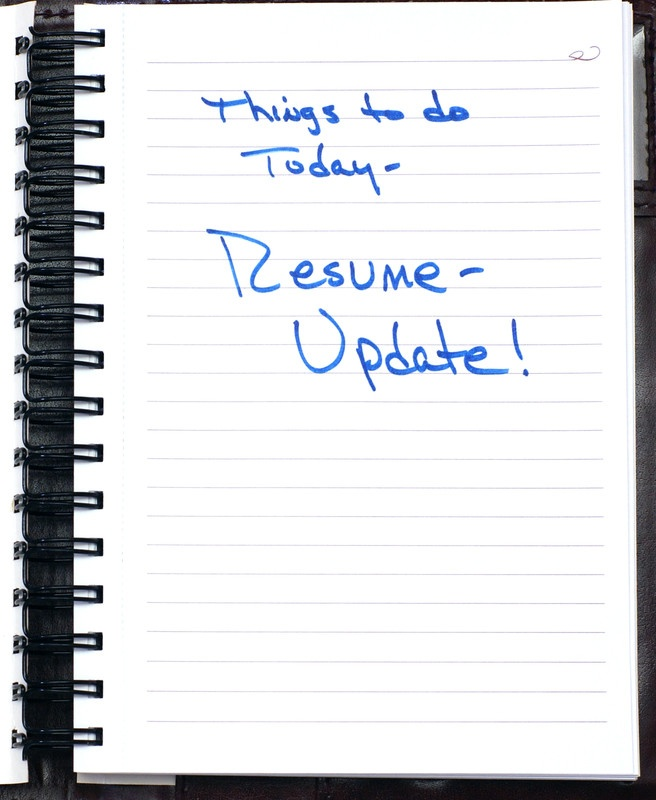 resume update service Update Your Resume To The Latest Resume Format Resume  In Formatting A Resume