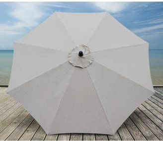 Shop Now - >  https://api.shopstyle.com/action/apiVisitRetailer?id=635154516&pid=uid6996-25233114-59 Beachcrest Home 10' Market Umbrella  ...