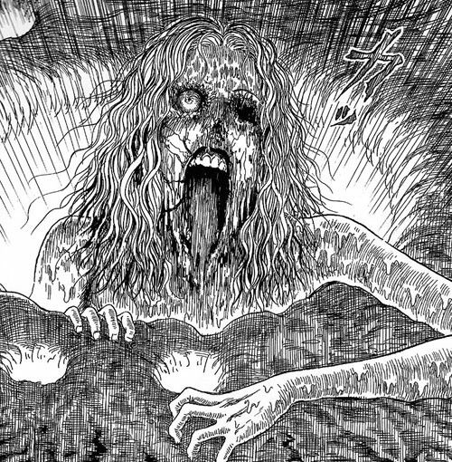 Mangareader Horror: 42 Best Images About Artists: Junji Ito On Pinterest