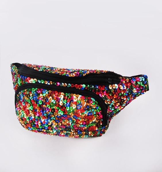 Bling Sequin Fanny Pack