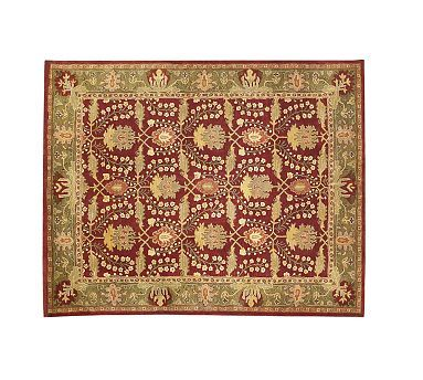 Franklin Persian-Style Rug #potterybarn 8'x10' reg price (USA price) $650 + $25 delivery