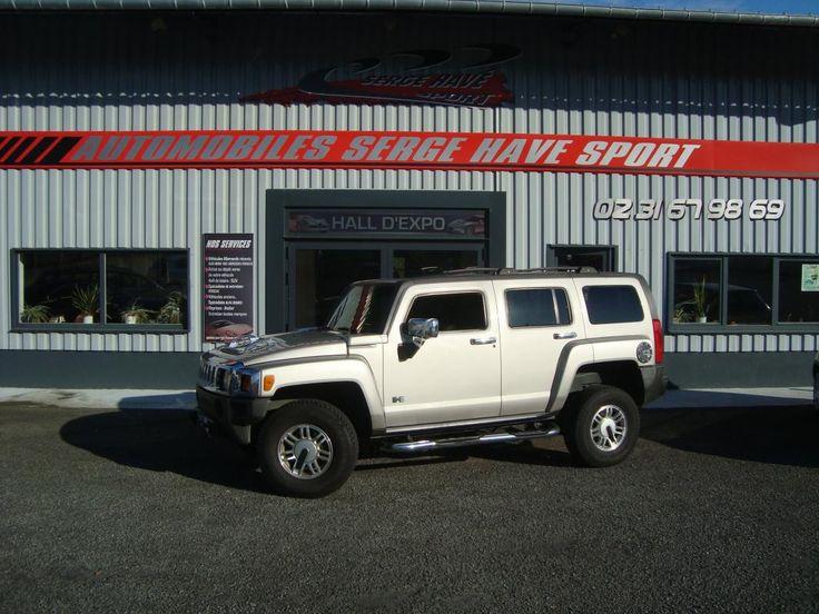 Un Hummer H3 d'occasion ? Contactez notre partenaire ref véhicule 138749 #hummer #occasion