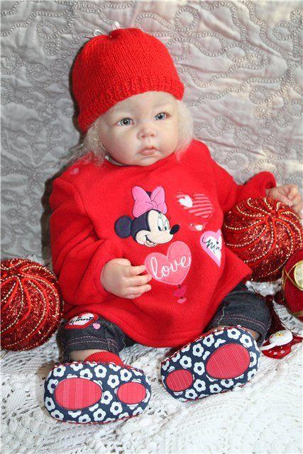 Два образа куклы реборн Эмилии, молд Лука / Куклы Реборн Беби - фото, изготовление своими руками. Reborn Baby doll - оцените мастерство / Бэйбики. Куклы фото. Одежда для кукол