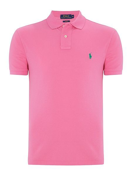 4f8187dc Ralph lauren eyeglasses men, mens polo ralph lauren clothing : polo ralph  lauren slim fit basic mesh polo - hot pink polo shirts, ralph lauren sales  cheap ...