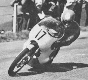 1963 TTレ-ス250  2位の伊藤史朗