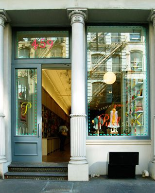 Purl in Soho -- this is a great place to order LOTS of things - have ordered some really interesting and different yarns - definitely a site to check out, especially if you can't get to the store :)