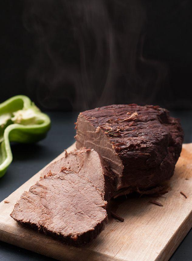 Carne Mechada paso a paso en Espacio Culinario