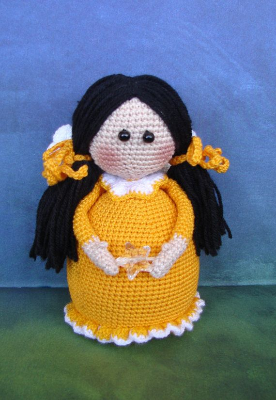 Angel Christmas handmade doll Angel Christmas doll от KrugerShop