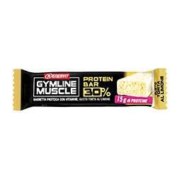 ENERVIT Gymline Muscle Protein Bar 30% gusto torta al limone - Store For Cycling
