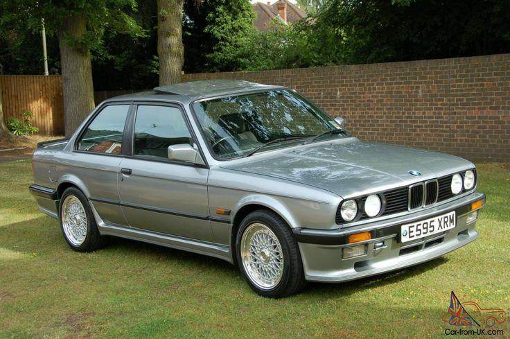 1987 BMW E30 325i Sport M Technic.
