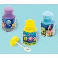 SpongeBob Squarepants Mini Bubble Set, Pkt12, $12.95, A391482