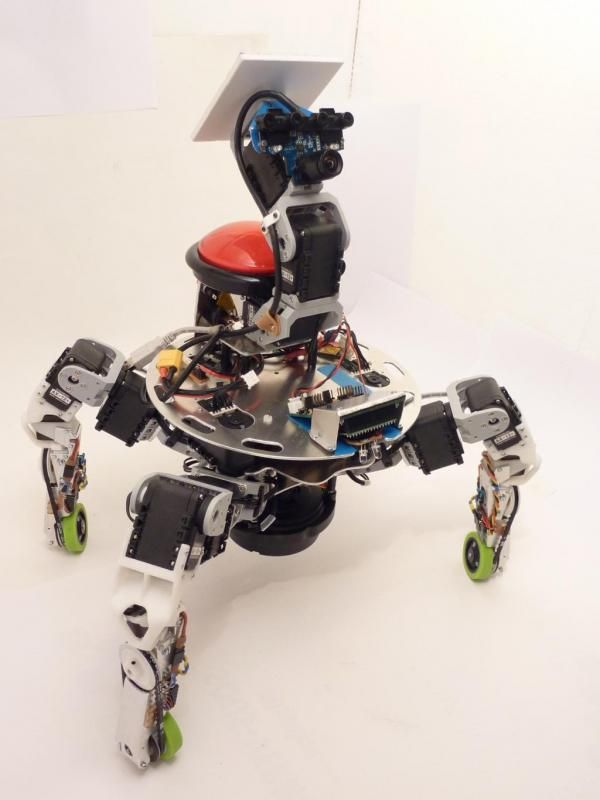 Robot Projects Futuristic Technology Science And Technology Robot Design