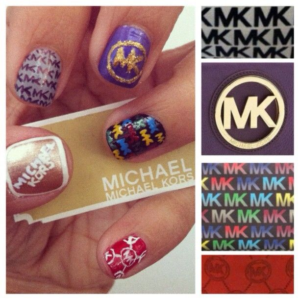 MK nails- awesome