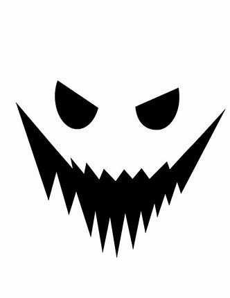 Image result for ghost face template printable Halloween Templates