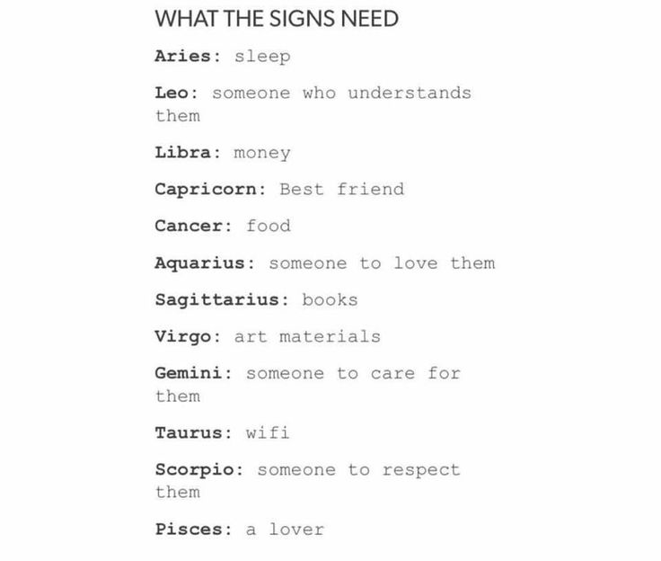 Leo... And still waiting on someone honest faithful and true who'd actually try for once