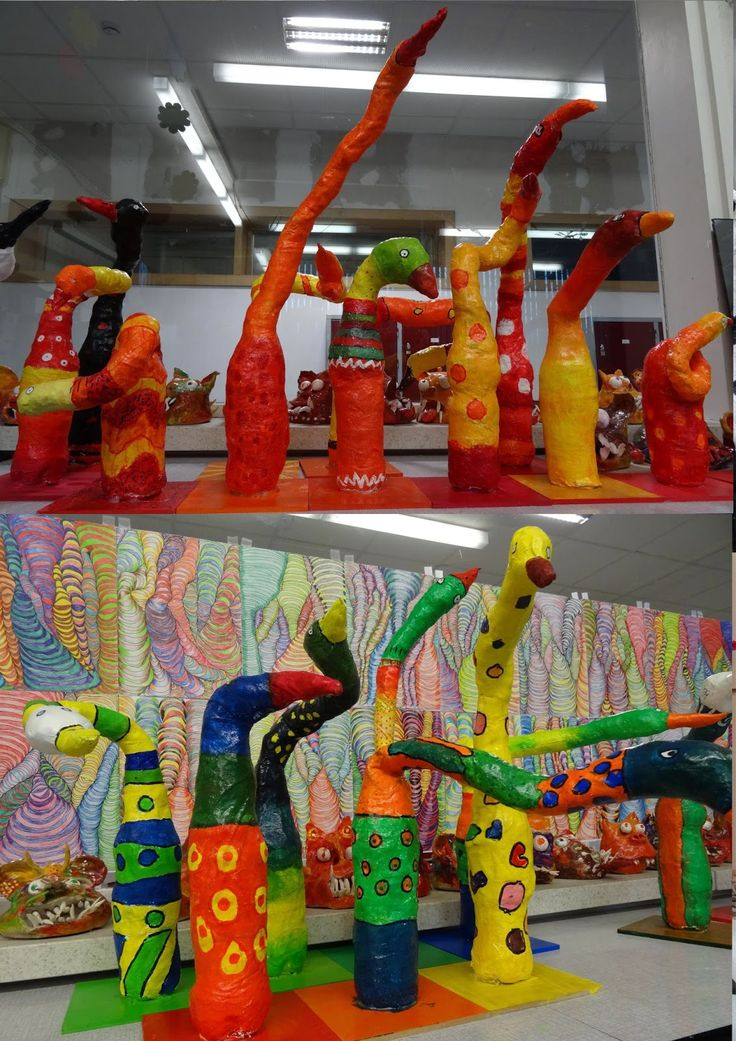 PLASTISCHE OPVOEDING IS VEEL MEER DAN TEKENEN ALLEEN! Op deze blog kan je werken vinden van de leerlingen van de middenschool St.-Lutgart Beernem.