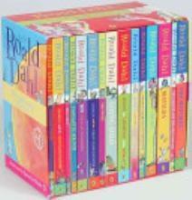 Roald Dahl books - childhood favourite ;-)