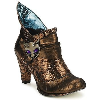 50% OFF authentic Irregular Choice Miaow shoe boots, Click to buy with free delivery @spartoouk #shoes #boots #irregularchoice #sale #outlet #womens #fashion #uk