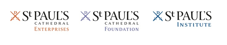 Sub-brands design for St Paul's Cathedral http://www.voyagedesign.co.uk