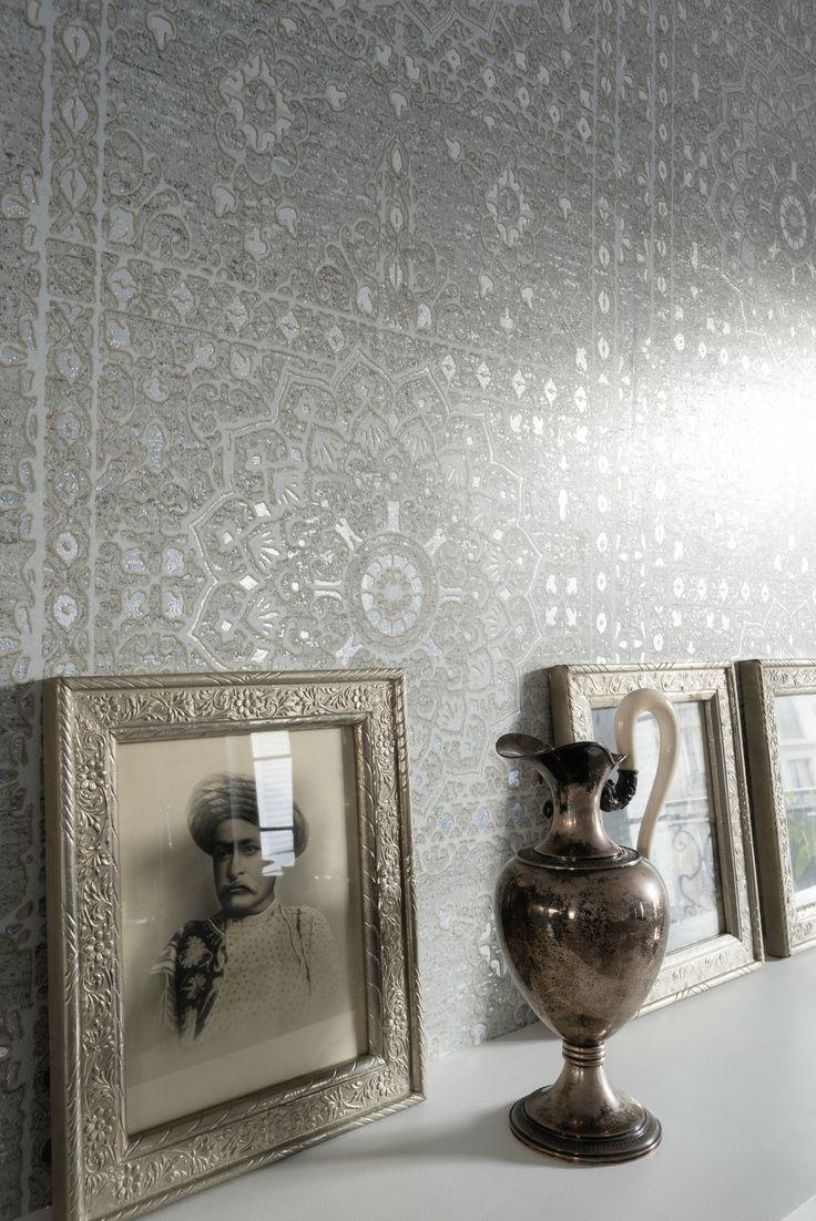Wallpaper collection : Mille millions http://www.elitis.fr/fr/wallpaper/collection-mille-millions-245 #wallpaper #elitis